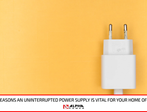 10 Reasons an Uninterrupted Power Supply is Vital For Your Home Office