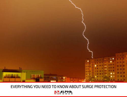 Everything You Need to Know About Surge Protection
