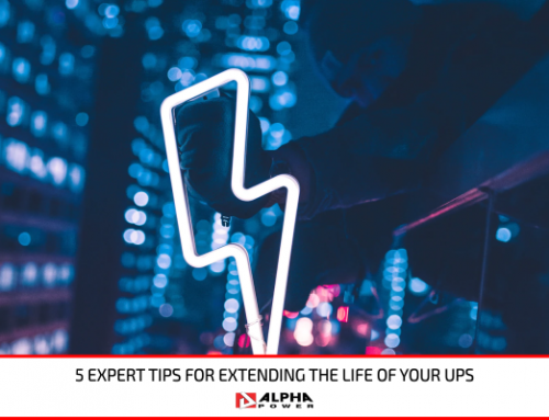 5 Expert Tips for Extending the Life of Your UPS