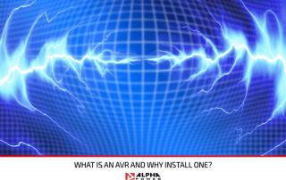 Alpha Power explains What is an Automatic Voltage Regulator and Why Install One